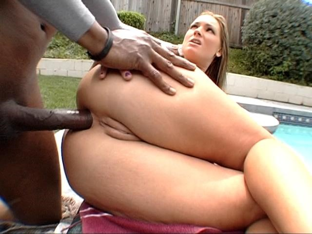Interracial wife hotel sex