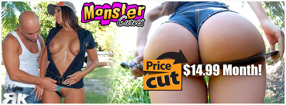 Monster Curves Reality Kings Discount: Was $44.99, Now Just $14.99, Massive $30.00 Saving!